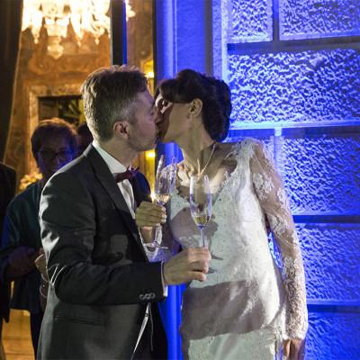WEDDING IN VILLA ERBA – LUCIANA E VALENTINO