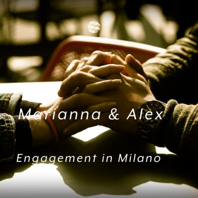 Engagement Marianna e Alex