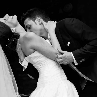 Bacio! Bacio! Bacio!…Finalmente sposi